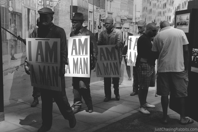 National Civil Rights Museum I Am A Man