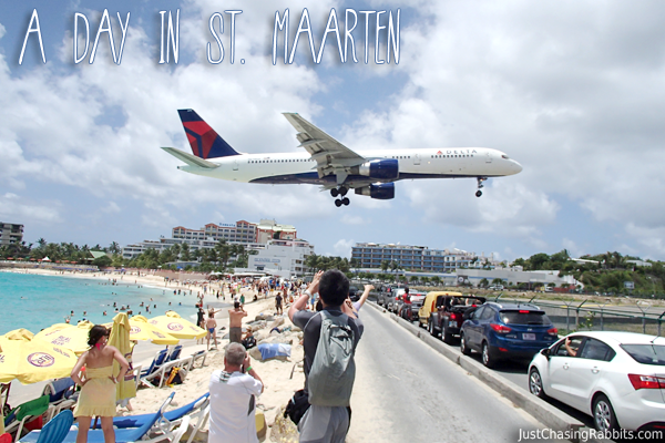 Maho Beach in Saint Maarten