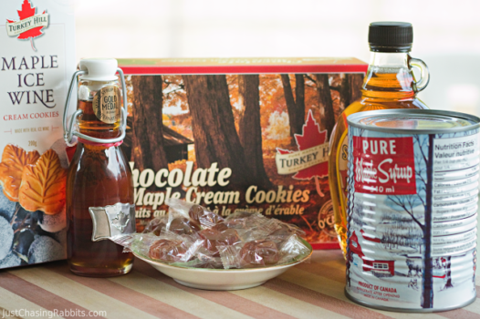 Canada Souvenirs Maple Syrup Cookies Candies