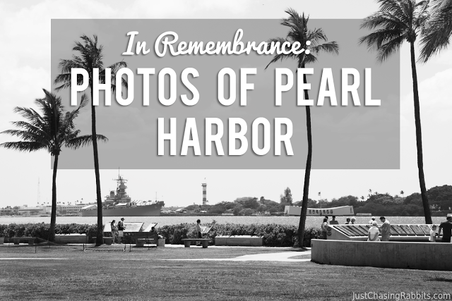 In Remembrance Photos of Pearl Harbor