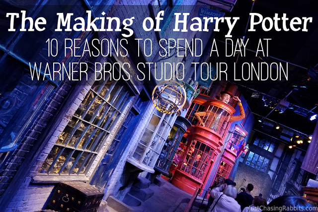 Making of Harry Potter 10 Reasons to Spend a Day at Warner Bros Studiio Tour, London