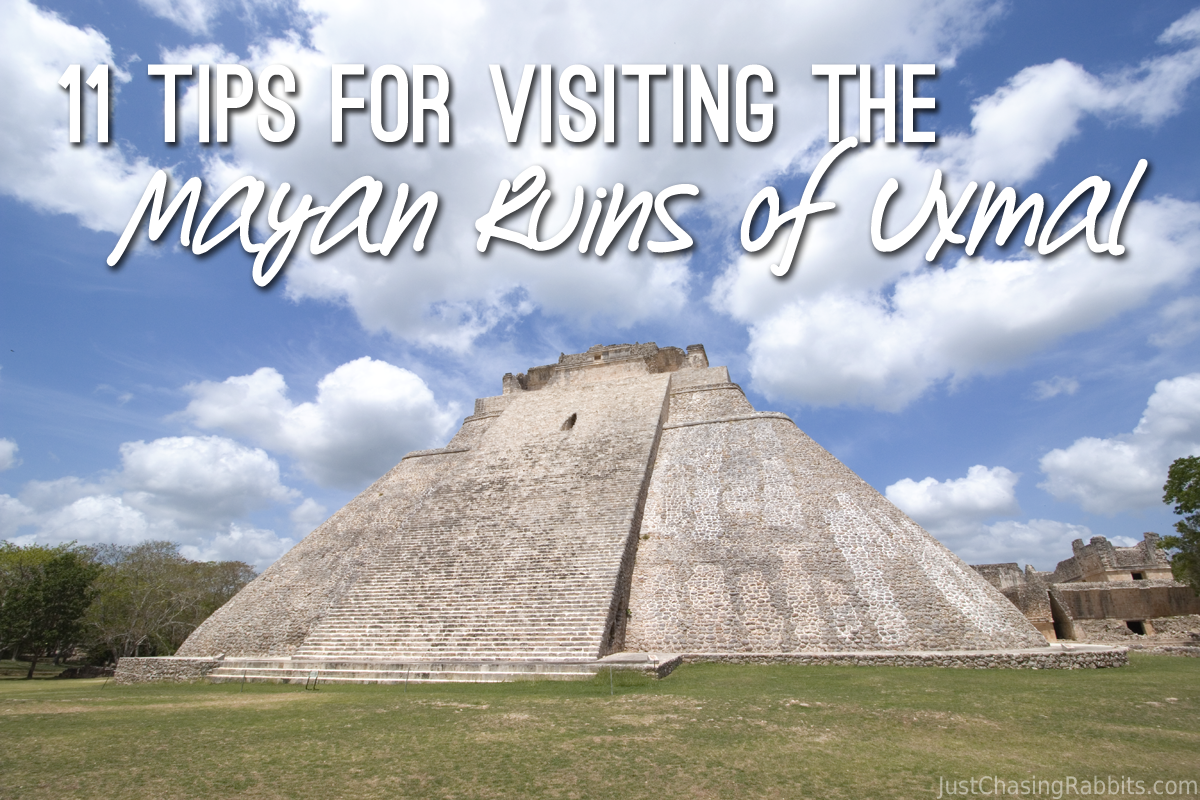 11 Tips for Visiting the Mayan Ruins of Uxmal in Mexico