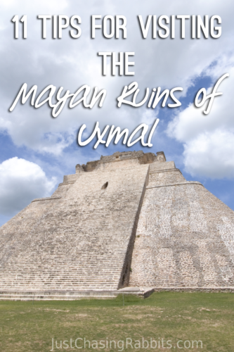 11 Tips for Visiting the Mayan Ruins of #Uxmal in #Mexico | #MayanRuins | Things to do in Mexico | Things to do in Yucatan | #UNESCOSite