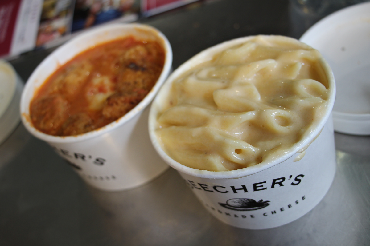 Beecher's Handmade Cheese at Seattle's Pike Place Market