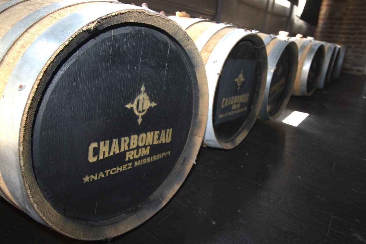 Charboneau Rum: Tour the Distillery of this Award-Winning Rum in Mississippi
