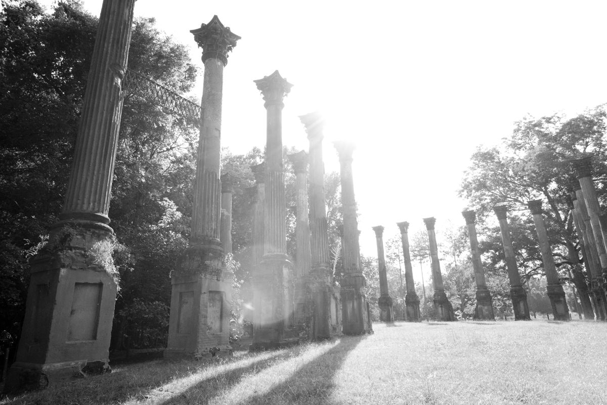 Winsdor Ruins: The Remains of a Mississippi Mansion