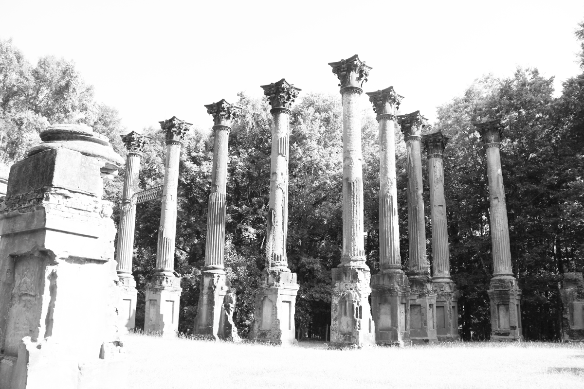 Windsor Ruins: The Remains of a Mississippi Mansion