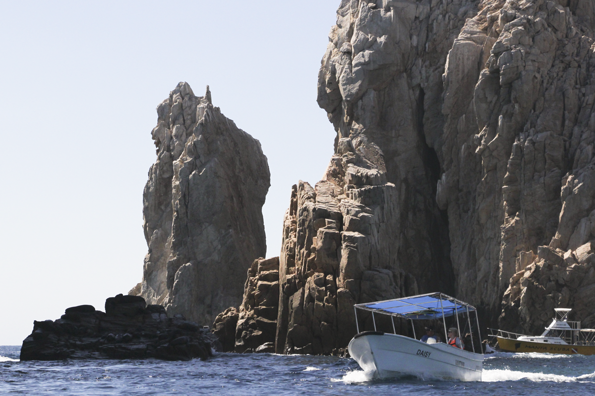 Cabo San Lucas Scooby Doo rock Formation