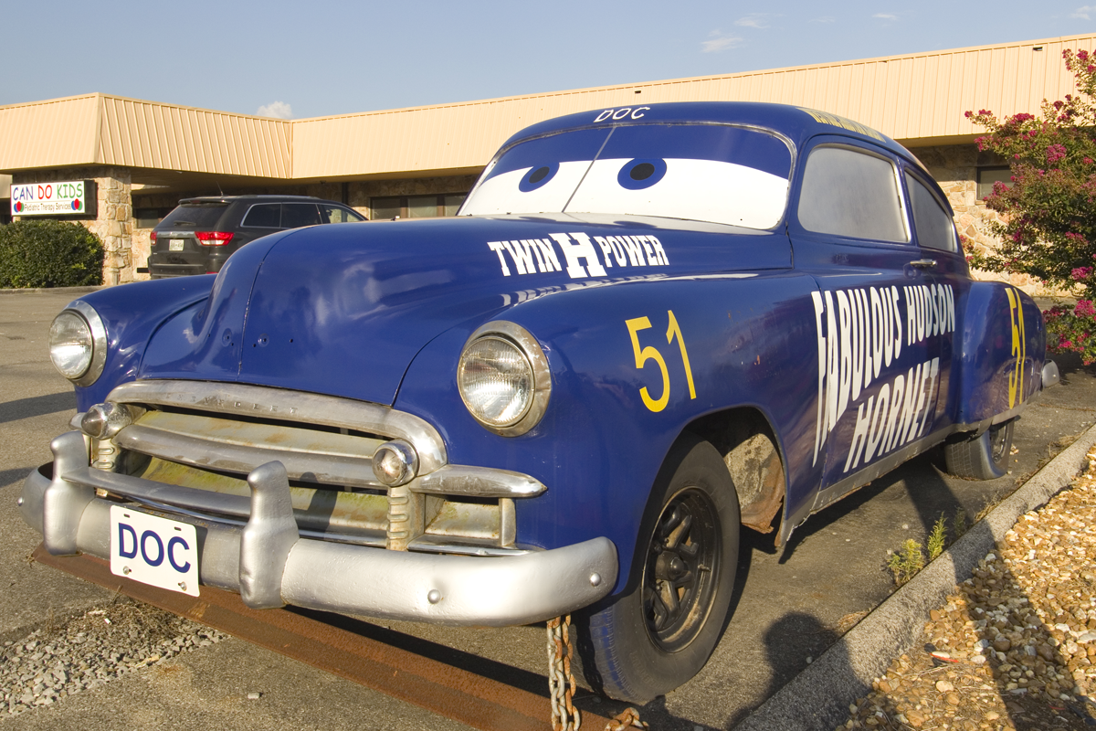cars 39 doc hudson spotted in cleveland tennessee just. Black Bedroom Furniture Sets. Home Design Ideas