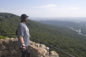 Rock City view from Lovers Leap