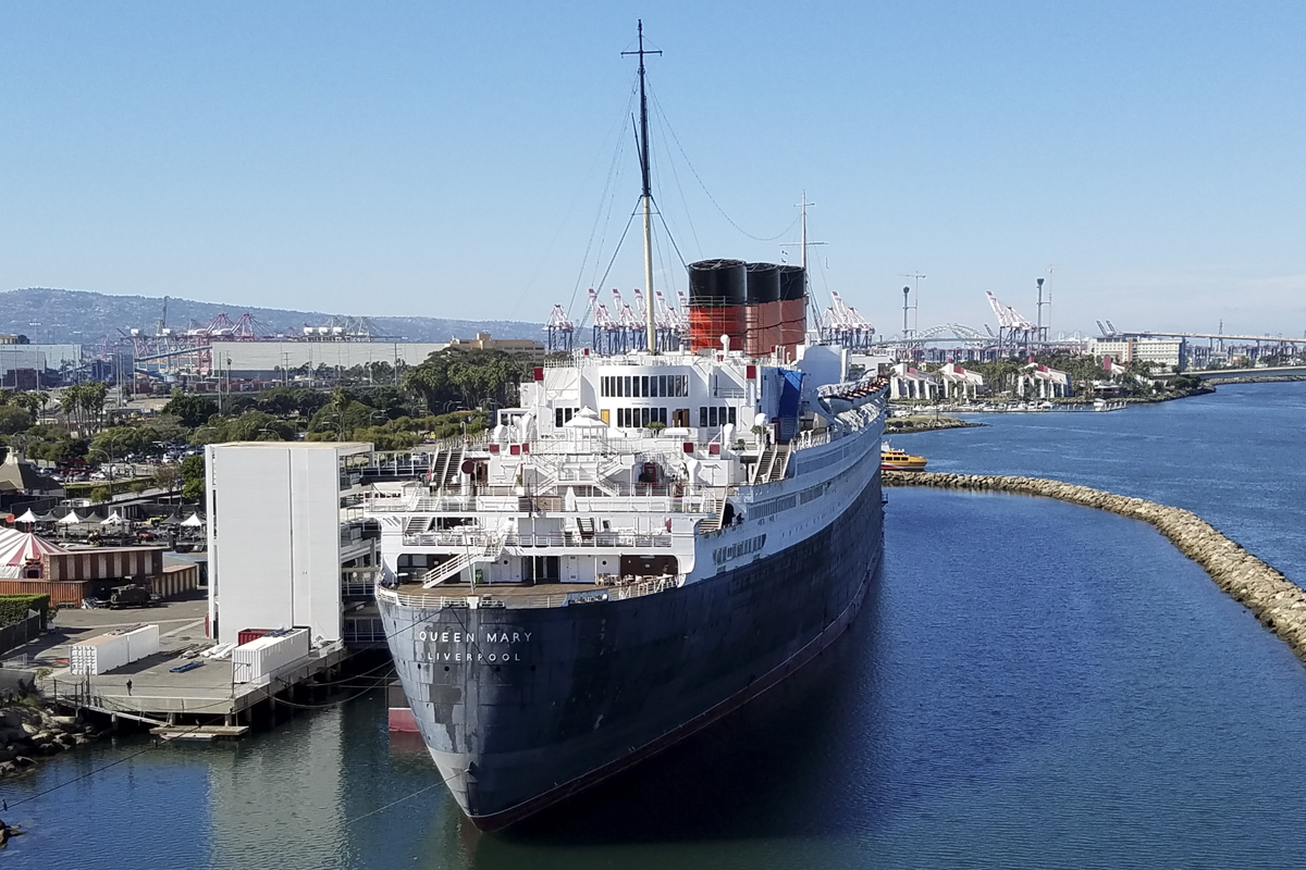 10 Things to See on the Queen Mary in Long Beach, California