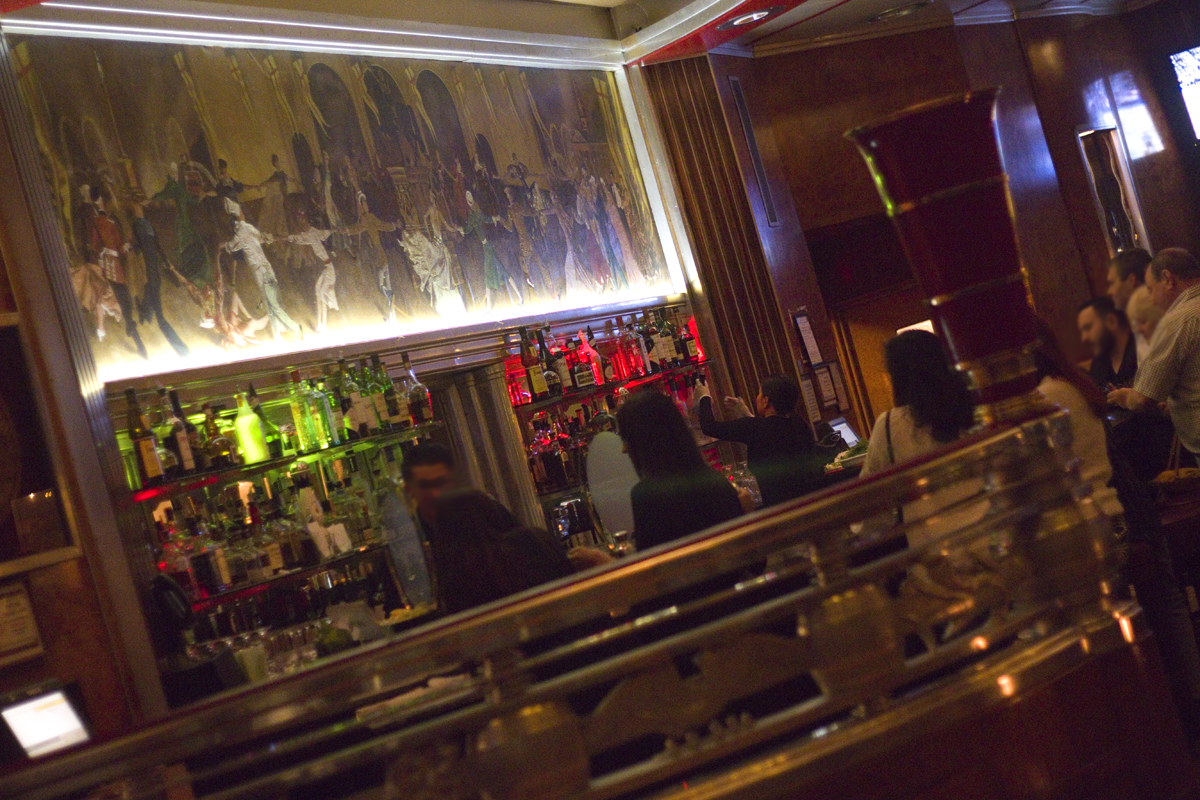 Queen Mary Observation Bar and Art Deco Lounge