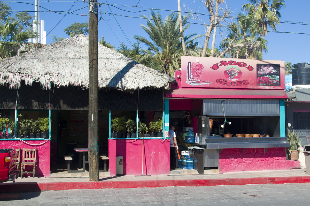 Tacos Guss: The Best Tacos in Cabo San Lucas