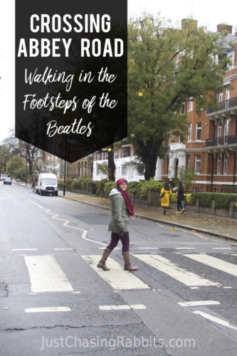 Crossing Abbey Road- Walking in the Footsteps of the Beatles Things to do in London | Sightseeing in London | Abbey Road Studios | Photo Ops in London | #TheBeatles | #London | #England