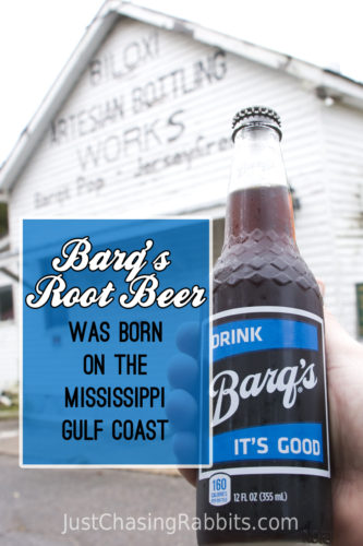 Barq's Root Beer was born on the Mississippi Gulf Coast | Do you love root beer? Visit the birthplace of #Barq's root beer in #Biloxi, #Mississippi | #historicmarker #USA | Things to do in Mississippi | #mscoastlife