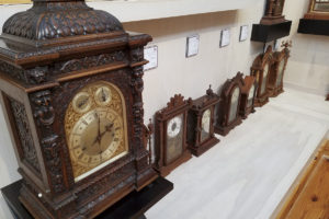 The Cullis and Gladys Wade Clock Museum at Mississippi State University