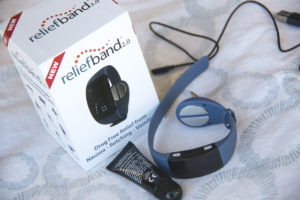 Review of the Reliefband 2.0 that prevents nausea