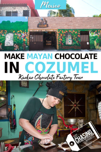 Looking for excursions in #Cozumel? Read our experience learning the history of #chocolate and how to make #Mayan chocolate at the Kaokao Chocolate Factory, downtown on the Mexican island of Cozumel.   #Mexico #travel #excursionreview   Things to do on Cozumel   Things to do in Cozumel   Things to do in Mexico