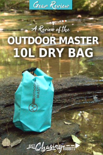 #gifted product   A review of the 10L Dry Bag from Outdoor Master   Need a way to keep your travel gear dry? Check out this dry bag that comes with shoulder strap for your next adventure on the water!   #gearreview #travelaccessories #travelgearreview #drybag #outdoorgear