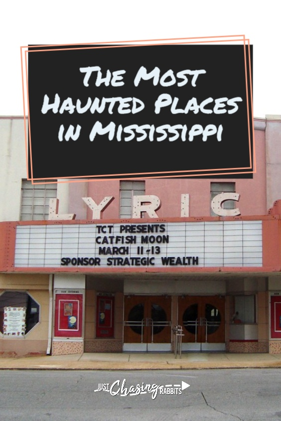 Whether you're wanting to go on a ghost hunt or just learn some interesting history about Mississippi, we're sharing some of our favorite scary locations form our home state. From a haunted theater to the ghost of a legendary writer, Mississippi's haunts will send a chill up your spine!   Things to do in Mississippi   Haunted Mississippi   Scary places in Mississippi   Mississippi ghost stories