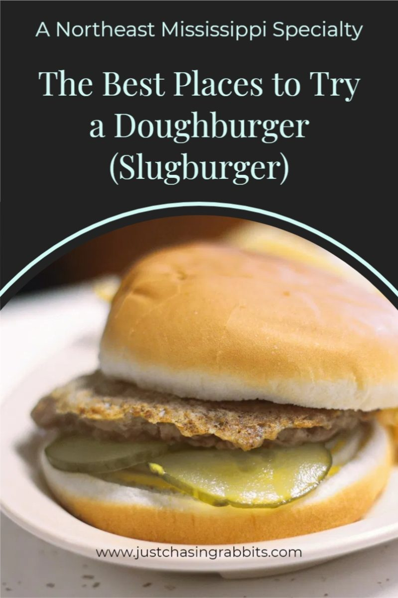 "Ever heard of a doughburger? This Northeast Mississippi specialty goes by many names, including the famous ""slugburger"", and we think it's a must-try when visiting Mississippi! 