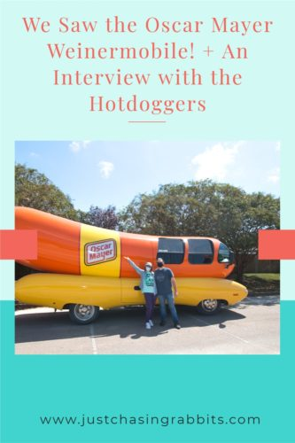 Have you always wanted to see the Oscar Mayer Wienermobile? We're sharing our experience of seeing this iconic vehicle in person along with souvenir and history info and what to expect when visiting the Wienermobile in person. Also, an interview with the drivers AKA Hotdoggers! #OscarMayerWienermobile #Hotdoggers