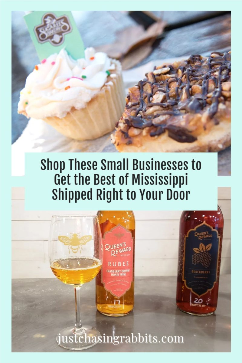 Want to shop small for the holidays? Check out some of our favorite local businesses in Mississippi for quality food and items shipped right to your door. | #visitms | Mississippi souvenirs | What to buy in Mississippi