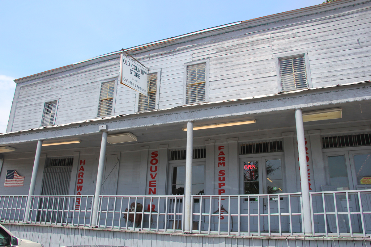 Old Country Store Exterior