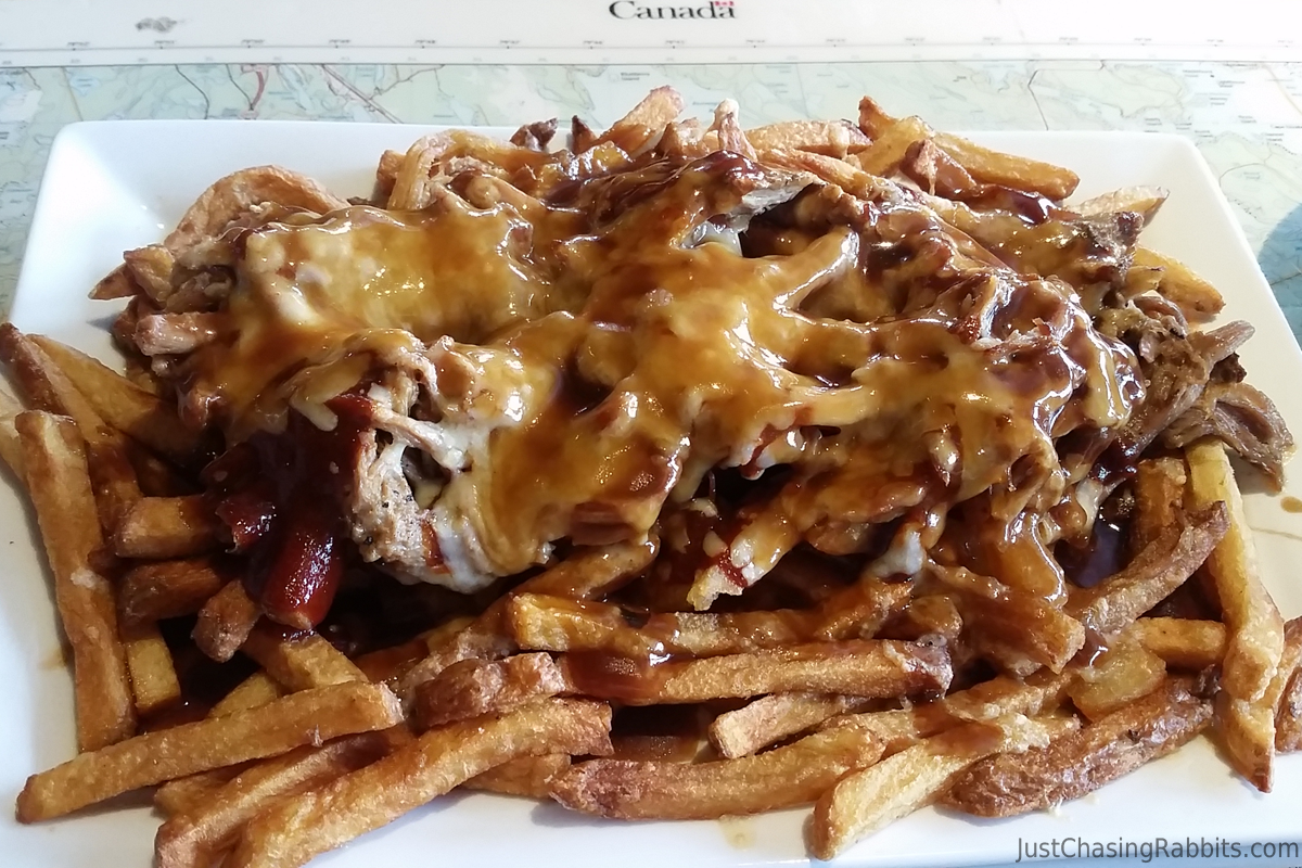 poutine from moose winooskis
